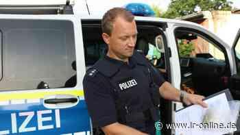 Schwerpunktkontrolle Alkohol und Drogen: Wie ein quietschbuntes Auto in Senftenberg ins Visier der Polizei gerät - Lausitzer Rundschau