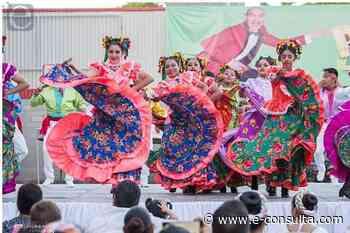 Retoma actividades el ballet folclórico de Ajalpan   e-consulta.com 2021 - e-consulta