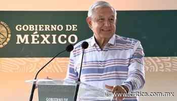 López Obrador presenta plan integral para Cananea - Critica