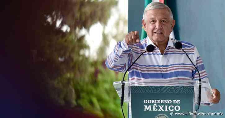AMLO promete resolver conflictos laborales con empresas mineras en Cananea, Sonora - El Financiero