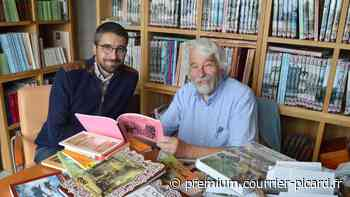 Quarante ans de publications pour Daniel Delattre à Grandvilliers - Courrier picard