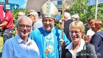Drolshagen: Bischof aus Sachsen beim Sendschotter Umgang - WP News