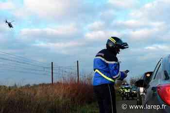 Un chauffard blesse un motard de la gendarmerie à Briare, forçant ce dernier à ouvrir le feu, avant d'être interpellé - La République du Centre