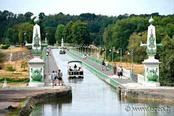 Votez pour le pont-canal de Briare, en finale du Monument préféré des Français - La République du Centre