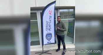 """Camara Diadie (Cergy Pontoise FC) """"la place de ce club est au minimum au niveau National"""" - Actufoot"""