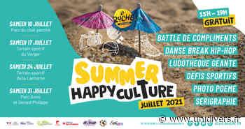 Summer Happyculture – 10 Juillet 2021 Parc du chat perché – Cergy samedi 10 juillet 2021 - Unidivers