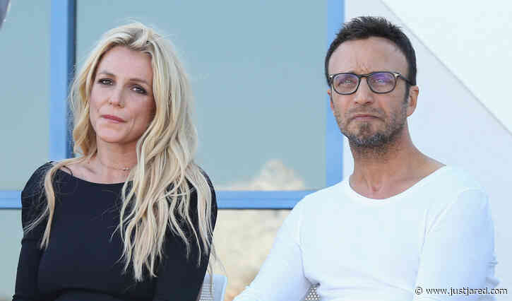 Britney Spears' Longtime Manager Says She Intends on Retiring, So He Has Resigned - Read His Statement