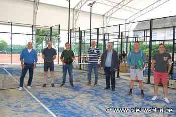 Weinig bespeelde tennisvelden worden padelterreinen