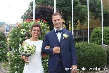 Julie en Andres in Zonhoven
