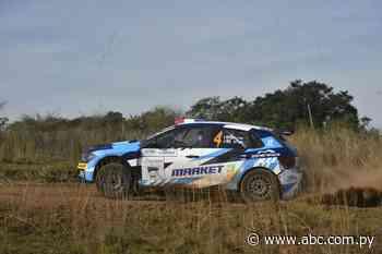 Augusto Bestard gana el Rally de Carmen del Paraná - Automovilismo - ABC Color