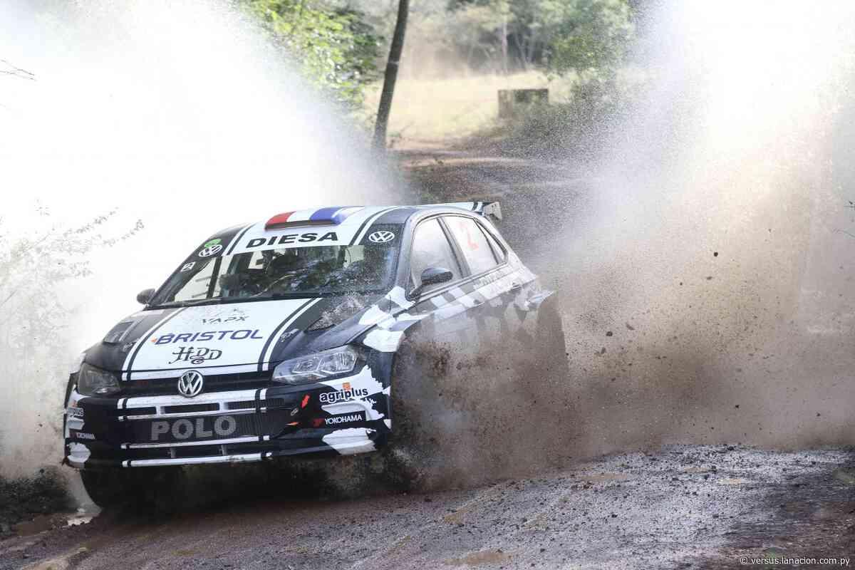 Rally Carmen del Paraná: Domínguez prevalece con interesante colchón en la etapa 1 - Versus