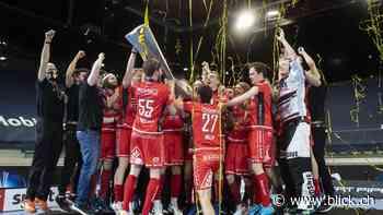 Unihockey: Floorball Köniz schlägt Wiler-Ersigen im Superfinal - BLICK