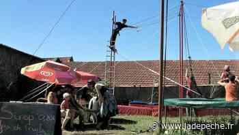 """Mazamet. L'école du cirque Zmam propose des """"Garden Circus"""" - ladepeche.fr"""