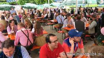 "Bad Aiblinger Pfingstfest: ""Die Leute wollen einfach feiern"" - mangfall24.de"