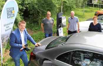 Drei neue Ladestationen für E-Autos in Kernen - Kernen - Zeitungsverlag Waiblingen