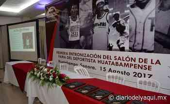 Desaira alcalde al Salón de la Fama de Huatabampo - Diario del Yaqui