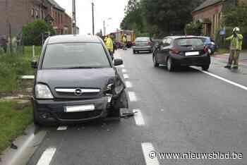 Twee ongevallen op dezelfde plaats (Lierde) - Het Nieuwsblad