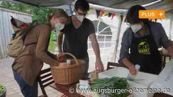 Erzeuger und Verbraucher treffen sich beim Marktschwärmer in Aichach - Augsburger Allgemeine