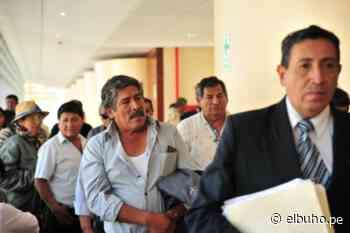 Suspenden orden de captura contra dirigentes del Valle de Tambo - El Búho.pe