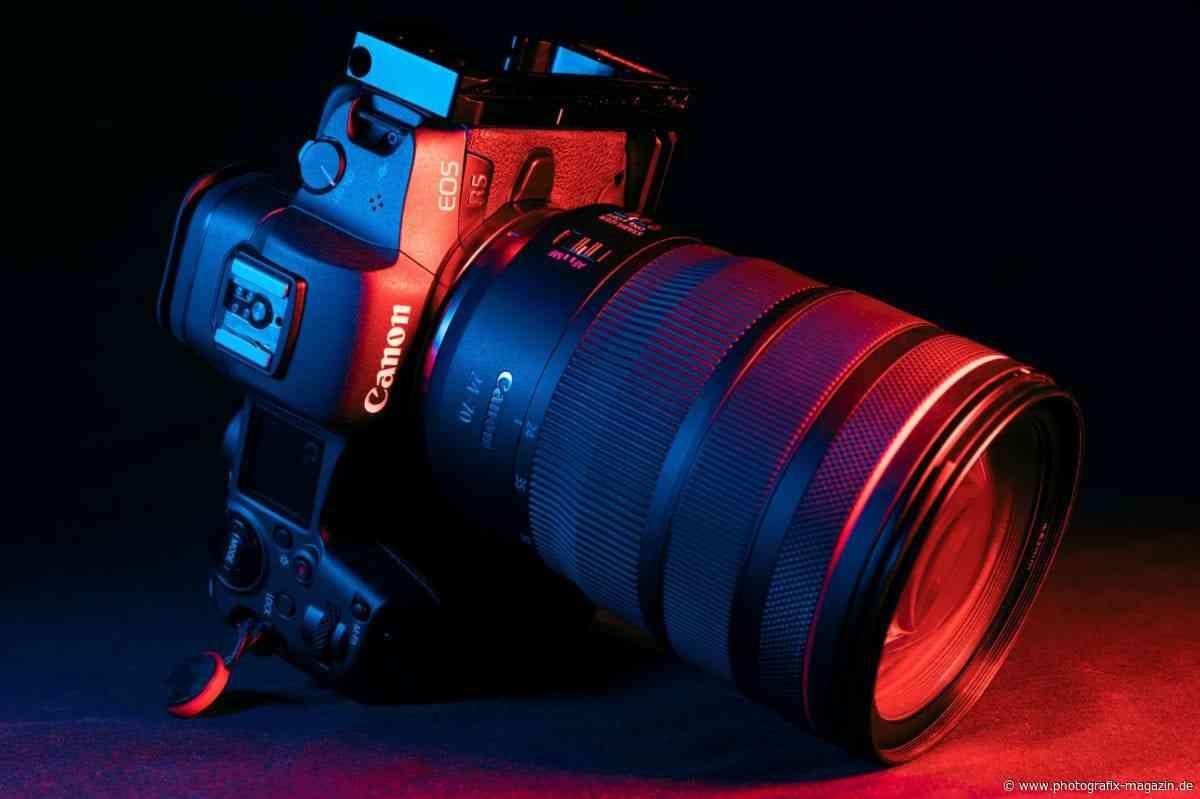 Canon EOS R5c: Neue Gerüchte zum Sony A7s III Killer - Photografix Magazin