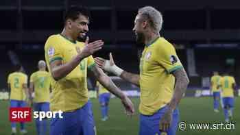 10. Titel winkt – Paqueta und Neymar führen Brasilien in den Copa-America-Final - Schweizer Radio und Fernsehen (SRF)