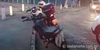Vídeo: após fuga, jovem é preso em Caraguatatuba (SP) por 'dar grau' em 'rolezinho' - Jornal Costa Norte