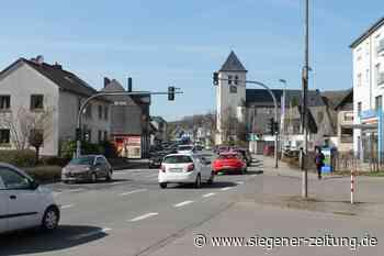Gerlingen: So soll der Verkehrsfluss auf der Koblenzer Straße verbessert werden - Wenden - Siegener Zeitung