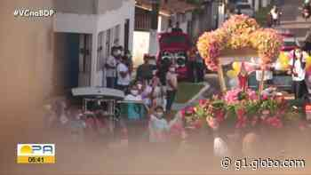 Fieis participam do círio de Santa Isabel de Portugal, no Pará - G1