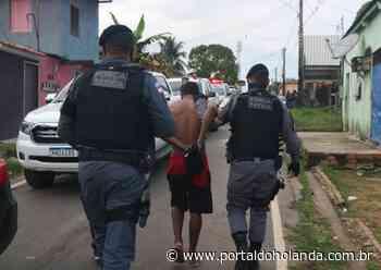 Operação Aliquam cumpre 18 mandados de prisão em Manaus e Manacapuru - Portal do Holanda