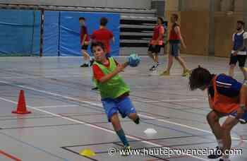 Manosque : l'EPM Handball optimiste pour l'avenir - Haute-Provence Info