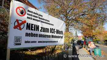 """Postbauer-Heng sagt deutlich """"Nein"""" zu ICE-Werk vor der Haustür - Nordbayern.de"""