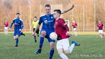 Fußball VfL Pfullingen: Matthias Dünkels lupenreiner Hattrick schockt den TV Echterdingen - SWP