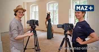 Berliner Studentin dreht Kunstfilm im Dossepark in Wittstock - Märkische Allgemeine Zeitung
