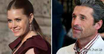 Patrick Dempsey and Amy Adams to film more Disenchanted scenes in Enniskerry this week - Her.ie