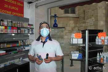 Val-d'Oise. Kamel s'installe à Pontoise pour vendre ses cigarettes... électroniques - actu.fr