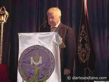 Tico Medina fue el pregonero de la Semana Santa de Almuñécar en 2006 - Diario Sexitano
