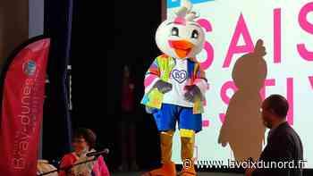Bray-Dunes se dote d'une mascotte, un oiseau nommé Bidy - La Voix du Nord