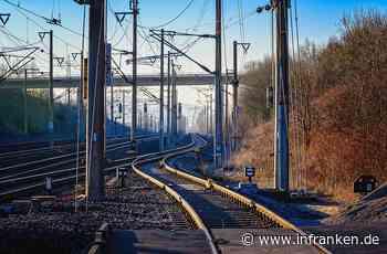Treuchtlingen: Handy in Zug vergessen - Mann springt ins Gleisbett und will Bahn anhalten - inFranken.de