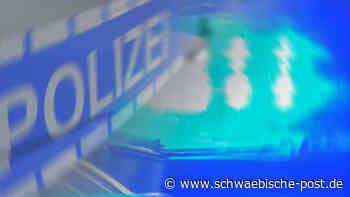 Unfall auf der A7 bei Westhausen | Westhausen - Schwäbische Post