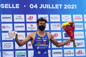 Grand Prix de triathlon : Poissy reste au-dessus du lot à Metz - Lepape-info
