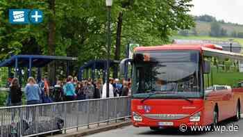 Gemeinde Eslohe will weiter zusätzliche Schulbusse einsetzen - Westfalenpost
