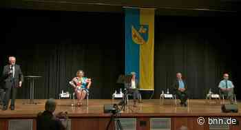 Wahl am 4. Juli Fünf Kandidaten wollen Bürgermeister in Illingen werden von Stefan Friedrich 2 Min - BNN - Badische Neueste Nachrichten