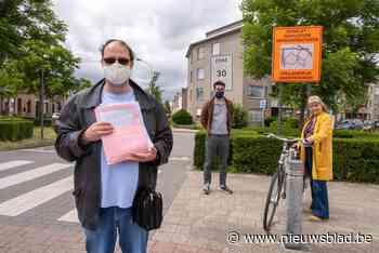 Bewoners Oude Godstraat en Edegemsestraat willen doorgangsvergunning voor Collegewijk