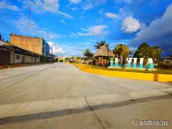 Satipo: distrito de Llaylla celebra rehabilitación urbana para mejorar atención a turistas - Agencia Andina
