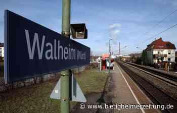 """Umbau für 3,4 Millionen Euro geplant: Walheim wird """"Bahnhof der Zukunft"""" - Bietigheimer Zeitung"""