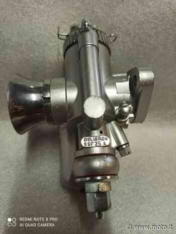 Vendo Carburatore DellOrto SSF 25 A Dell'Orto a Trezzano sul Naviglio (codice 8293348) - Moto.it