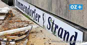Vom Timmendorfer Strand nach Barth: Einstige Seebrücke bekommt neue Verwendung in der Vientastadt - Ostsee Zeitung