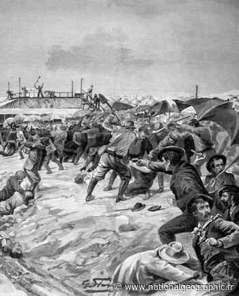 Août 1893, le massacre des Italiens à Aigues-Mortes - National Geographic France