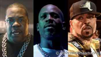 Griselda, Busta Rhymes & Method Man Perform A DMX Tribute - Ambrosia For Heads