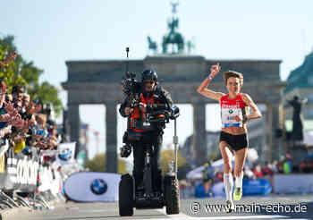 Sport & Beruf: Neuer Blick für Irina Mikitenko beim Major-Marathon | Foto: Ole Spata (dpa) - Main-Echo